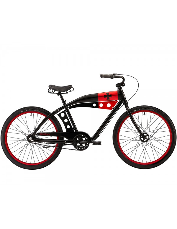 Felt Red Baron 3-SP Bike 2018 Hybrid, Commuter and Comfort