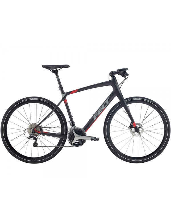 Felt Verza Speed 3 Bike 2018 Hybrid, Commuter and Comfort