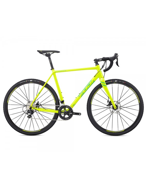 Fuji Cross 1.7 Cyclocross Bike 2018 Cyclocross