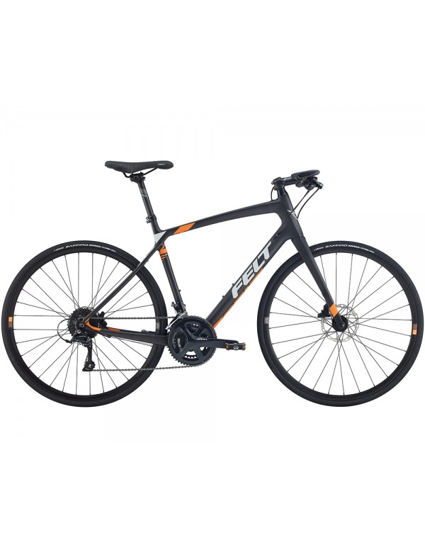 Felt Verza Speed 7 Bike 2018 Hybrid, Commuter and Comfort