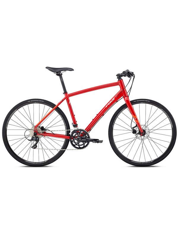 Fuji Absolute 1.3 City Road Bike 2018 Hybrid, Commuter and Comfort