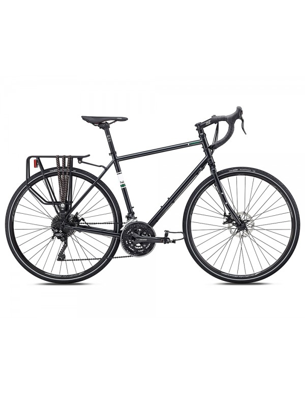 Fuji Touring Disc Road Bike 2018 Hybrid, Commuter and Comfort