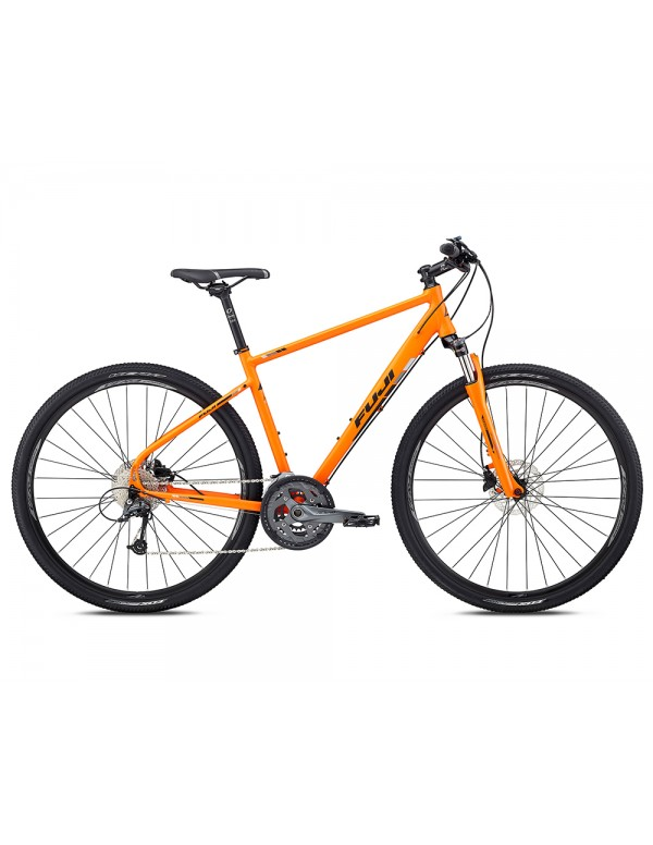 Fuji Traverse 1.3 Disc Bike 2018 Hybrid, Commuter and Comfort