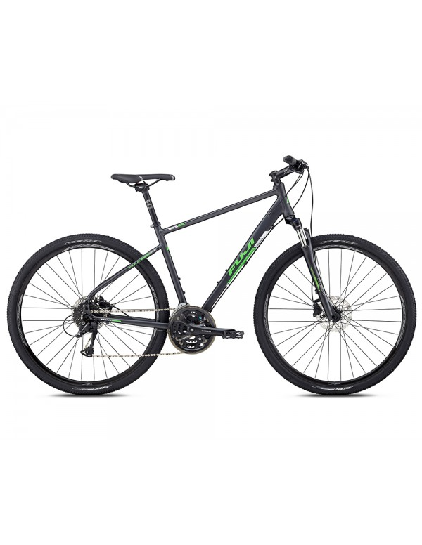 Fuji Traverse 1.5 Disc Bike 2018 Hybrid, Commuter and Comfort
