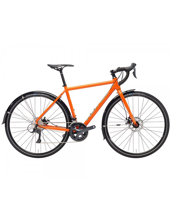 Kona Rove DL Freerange Bike 2018 Hybrid, Commuter and Comfort