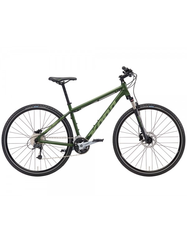 Kona Splice DL Crosstrail Commuter Bike 2018 Hybrid, Commuter and Comfort