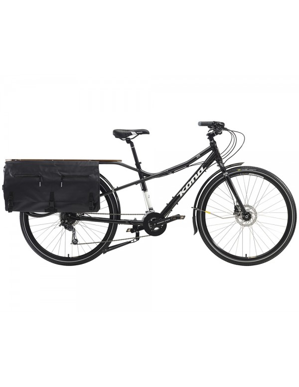 Kona Ute Commuter Utility Bike 2018 Hybrid, Commuter and Comfort