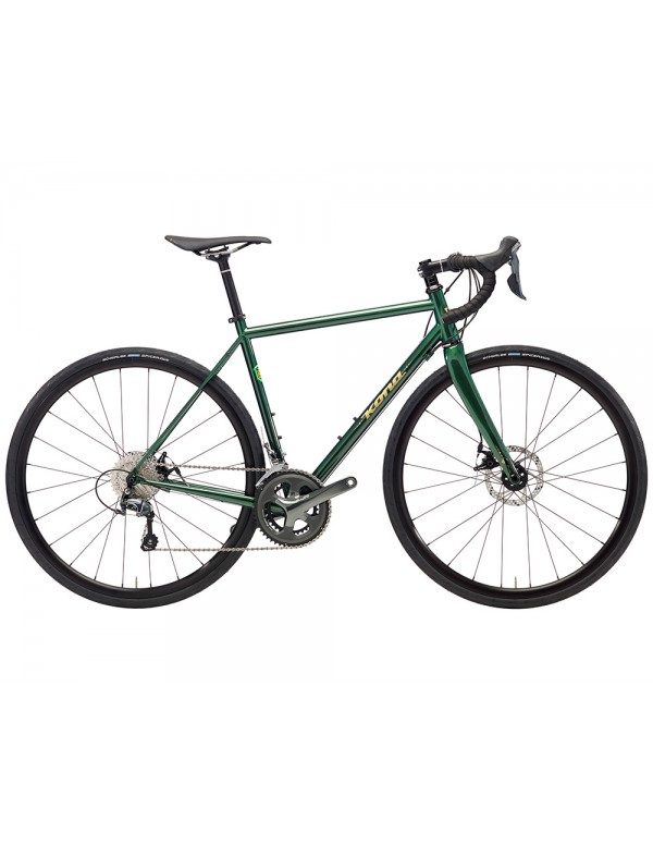 Kona Wheelhouse Steel Road Bike 2018 Hybrid, Commuter and Comfort