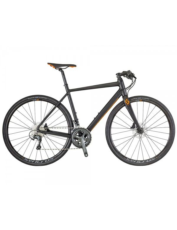 Scott Metrix 20 Disc Road Bike 2018 Hybrid, Commuter and Comfort