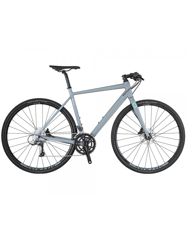 Scott Metrix 30 Disc Road Bike 2018 Hybrid, Commuter and Comfort