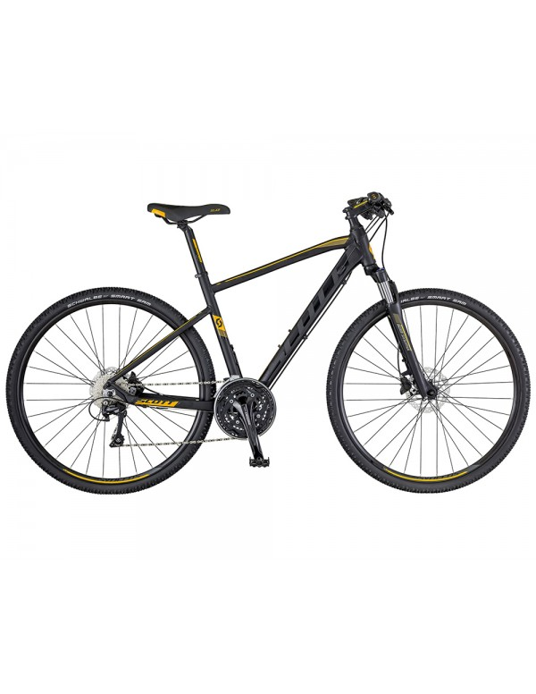 Scott Sub Cross 20 Men's Bike 2018 Hybrid, Commuter and Comfort
