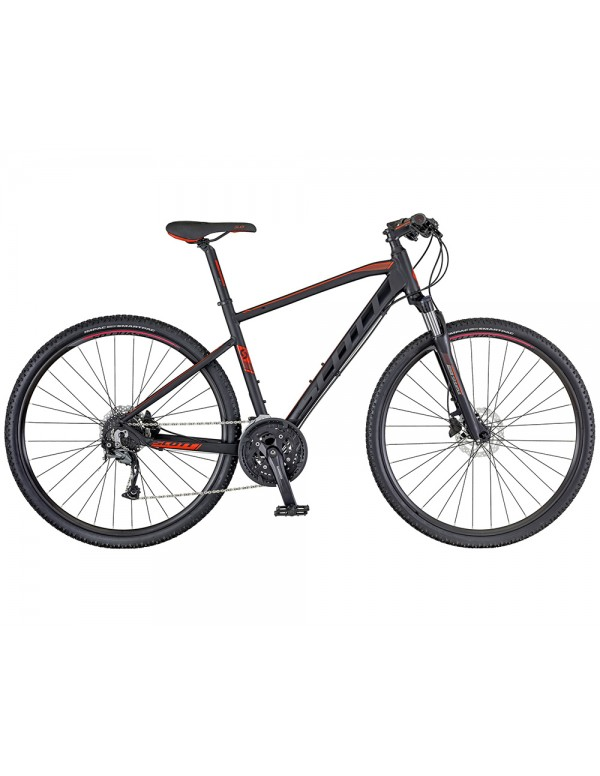 Scott Sub Cross 30 Men's Bike 2018 Hybrid, Commuter and Comfort