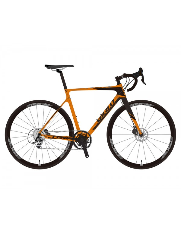 Giant TCX Advanced Pro 2 Bike 2018