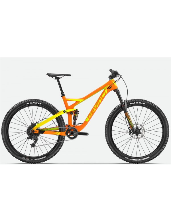 Devinci Django Carbon 27.5 GX Eagle Trail Mountain Bike 2018 Mountain