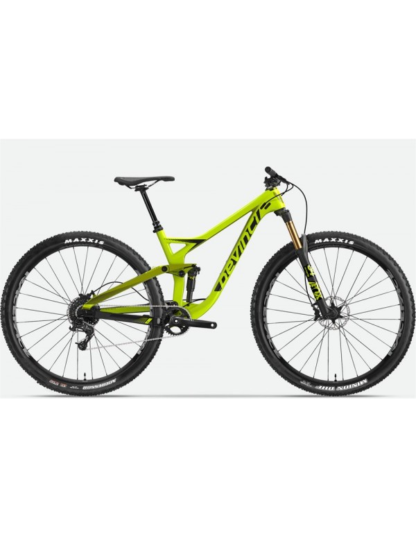 Devinci Django Carbon 29 GX Trail Mountain Bike 2018 Mountain
