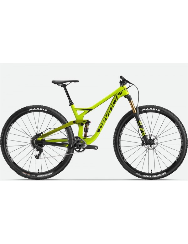 Devinci Django Carbon 29 X01 12S Trail Mountain Bike 2018 Mountain