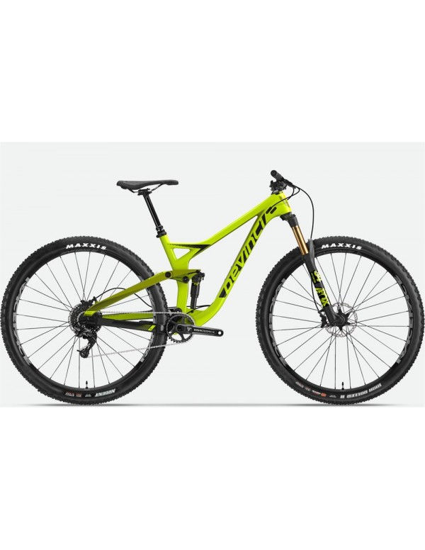 Devinci Django Carbon 29 XT Trail Mountain Bike 2018 Mountain