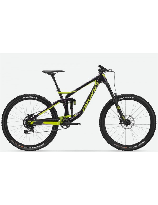 Devinci Spartan Carbon NX Enduro Mountain Bike 2018 Mountain