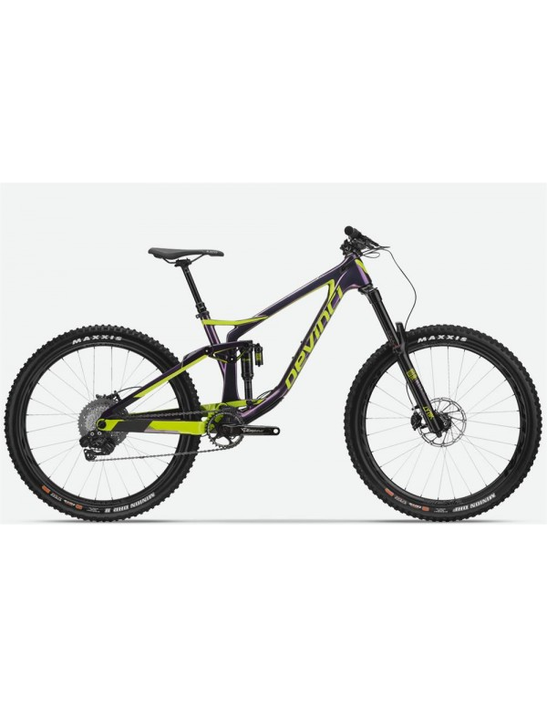 Devinci Spartan Carbon XT Di2 Enduro Mountain Bike 2018 Mountain