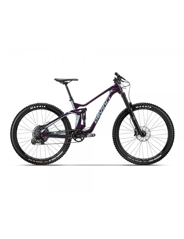 Devinci Troy Carbon 27 GX 12S LTD Mountain Bike 2019 Mountain