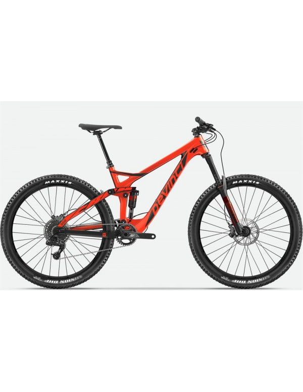 Devinci Troy Carbon GX Eagle Mountain Bike 2018 Mountain