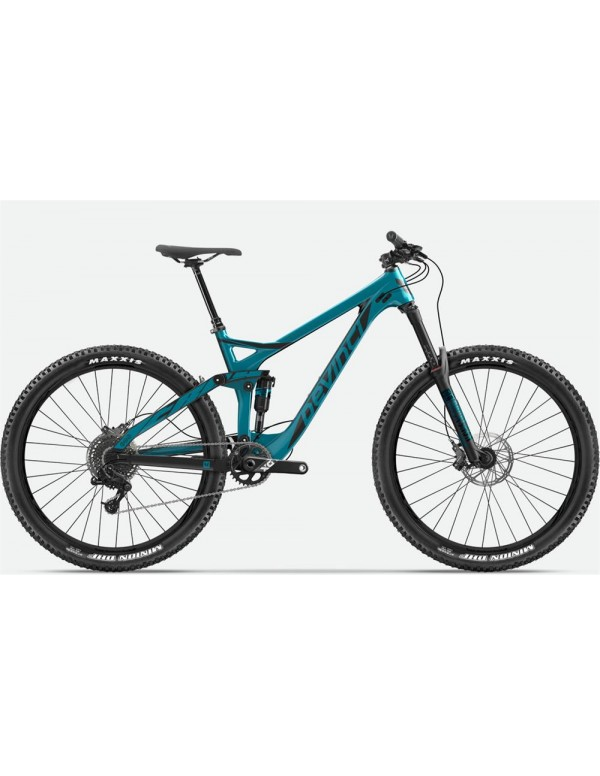 Devinci Troy Carbon X01 12S Mountain Bike 2018 Mountain