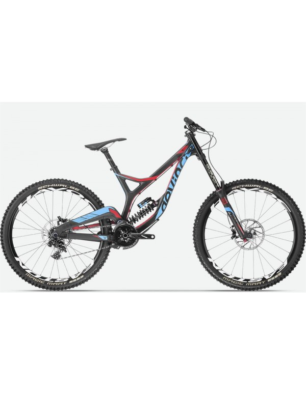 Devinci Wilson Carbon RC DH Mountain Bike 2018 Mountain