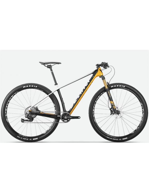 Devinci Wooky Carbon XT XC Mountain Bike 2018 Mountain