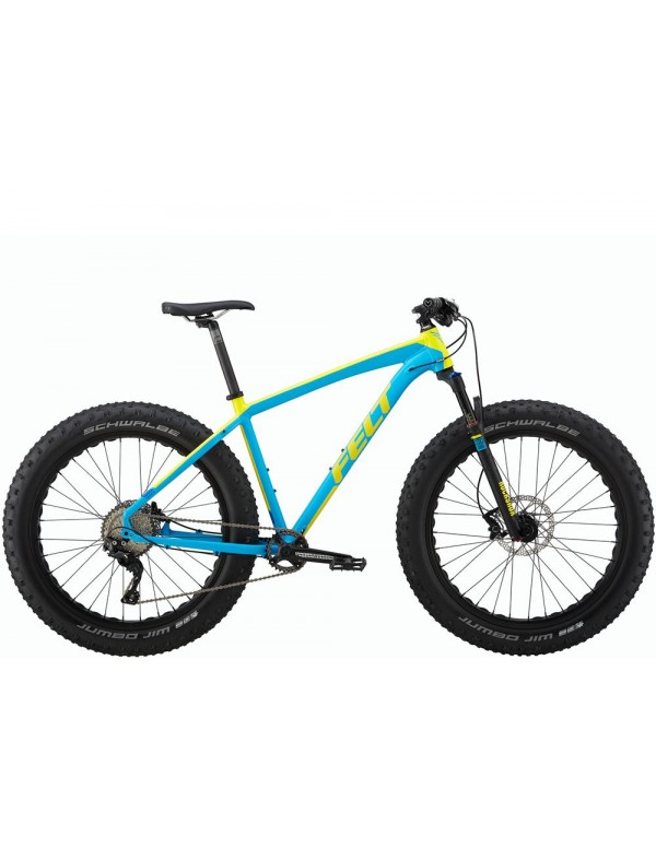 Felt DD 10 Fat Tire Bike 2017 Mountain