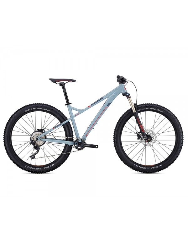 Fuji Bighorn 1.7 27.5+ MTB Bike 2018 Mountain
