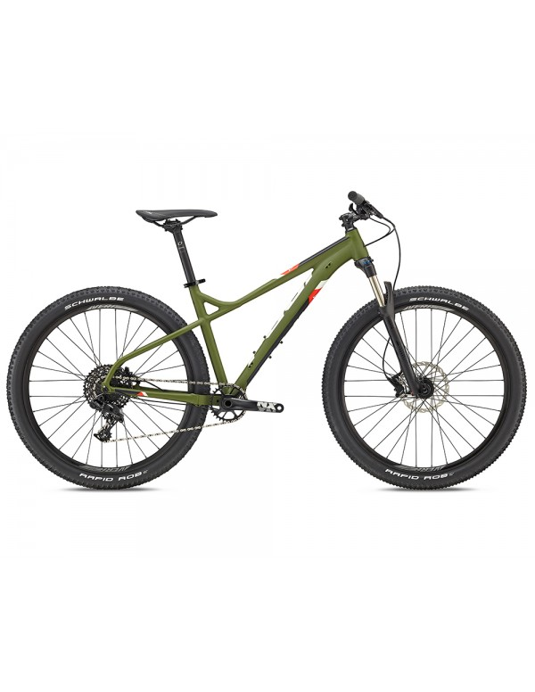 Fuji Tahoe 27.5 1.5 XC MTB Bike 2018 Mountain