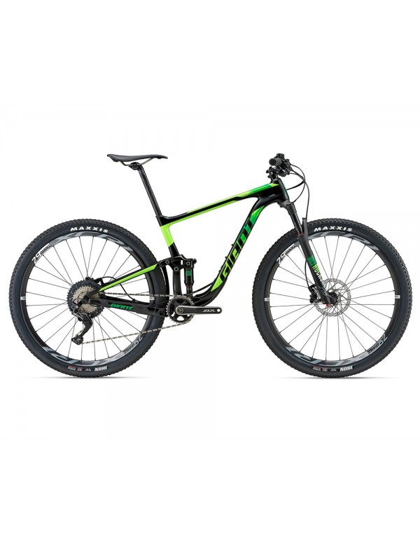 Giant Anthem Advanced 29 1 Bike 2018 Mountain