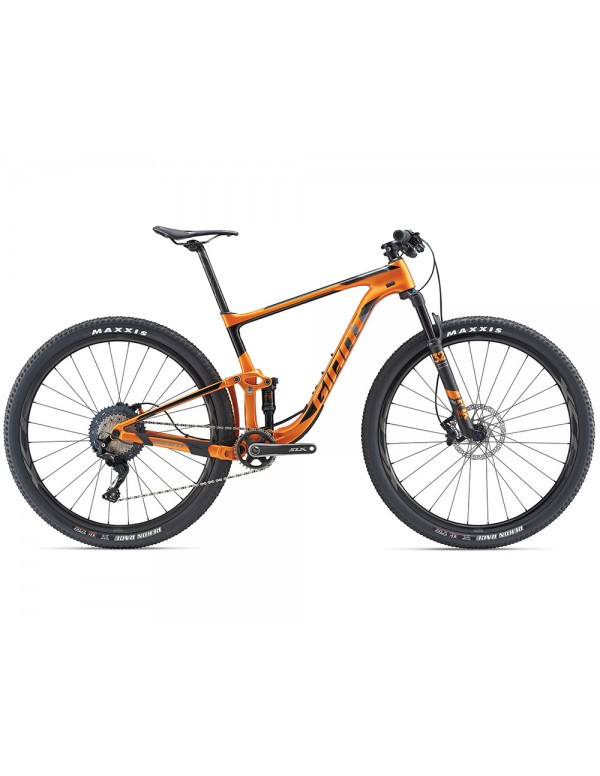 Giant Anthem Advanced 29 1 Bike 2019 Mountain