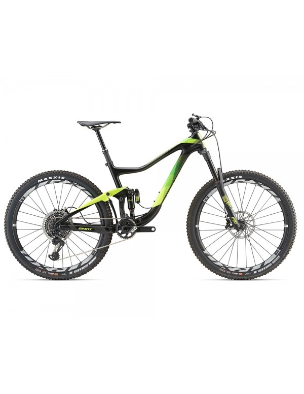 Giant Trance Advanced 0 27.5 Bike 2018 Mountain