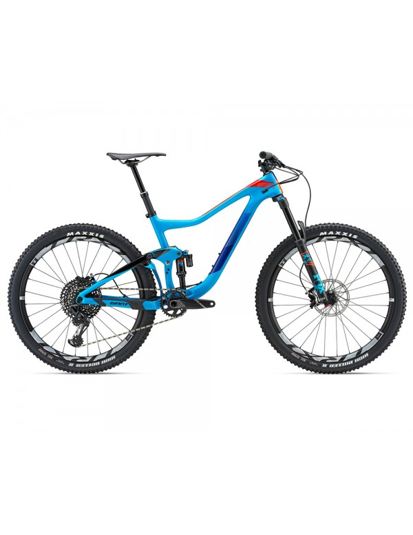 Giant Trance Advanced 1 27.5 Bike 2018 Mountain