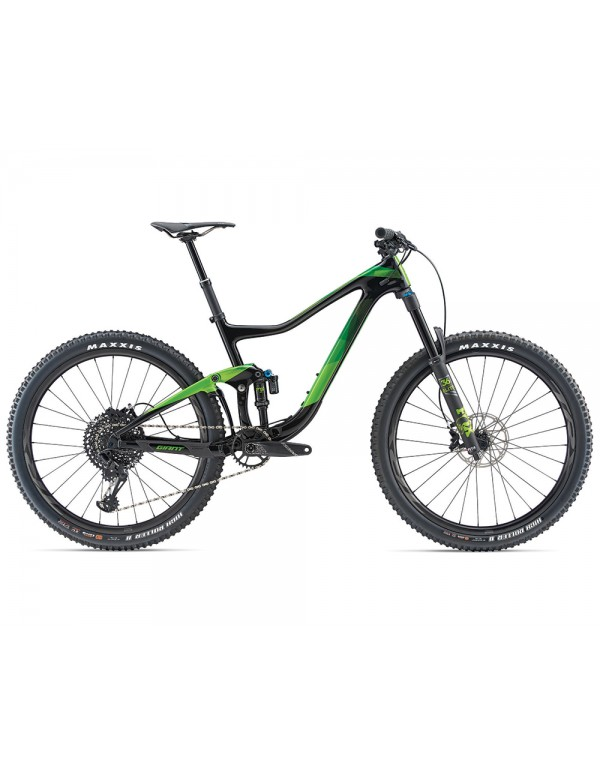Giant Trance Advanced 1 27.5 Bike 2019 Mountain