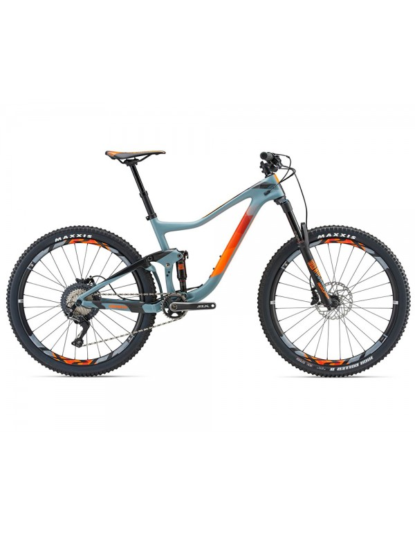 Giant Trance Advanced 2 27.5 Bike 2018 Mountain