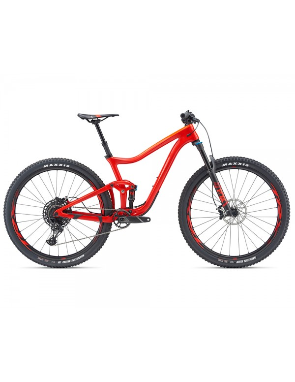Giant Trance Advanced Pro 29 2 Bike 2019 Mountain