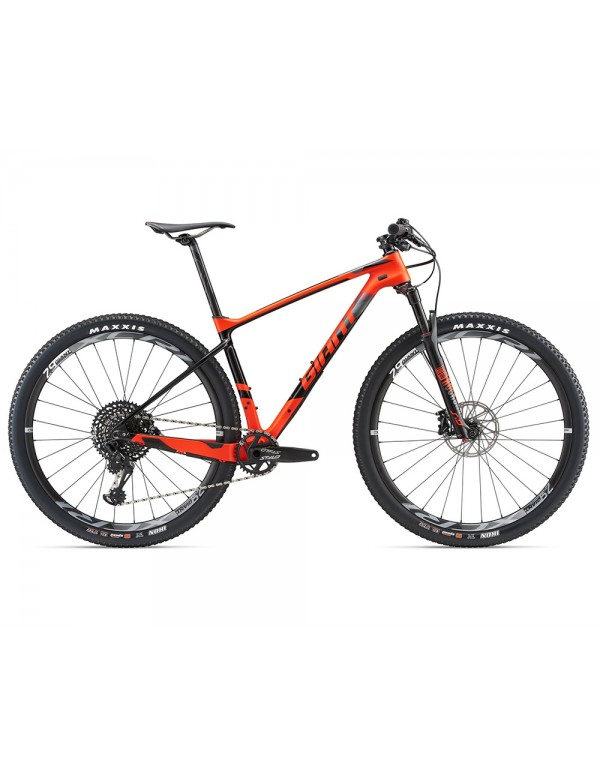 Giant XtC Advanced 29 1 Bike 2018 Mountain