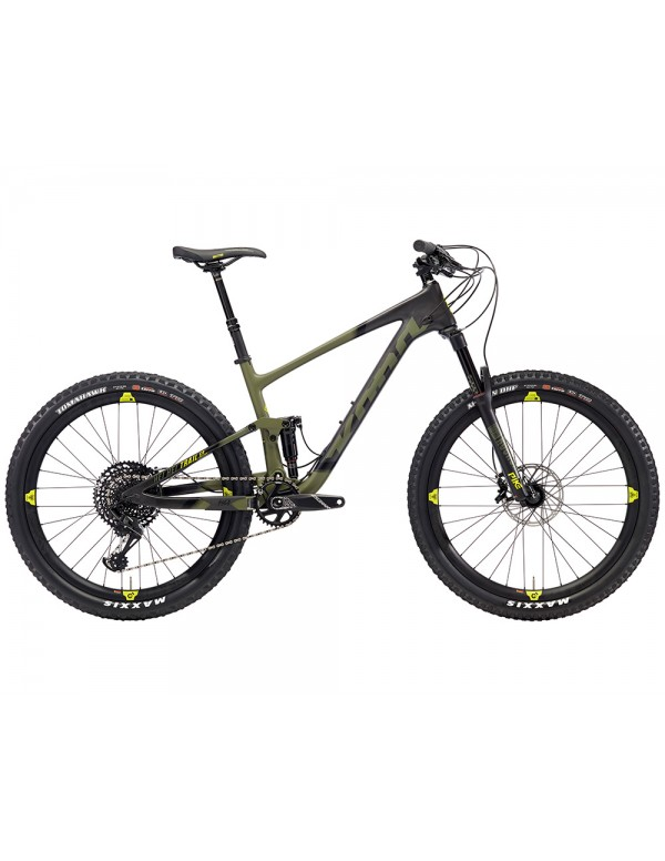 Kona Hei Hei Trail CR/DR 27.5 Mountain Bike 2018 Mountain