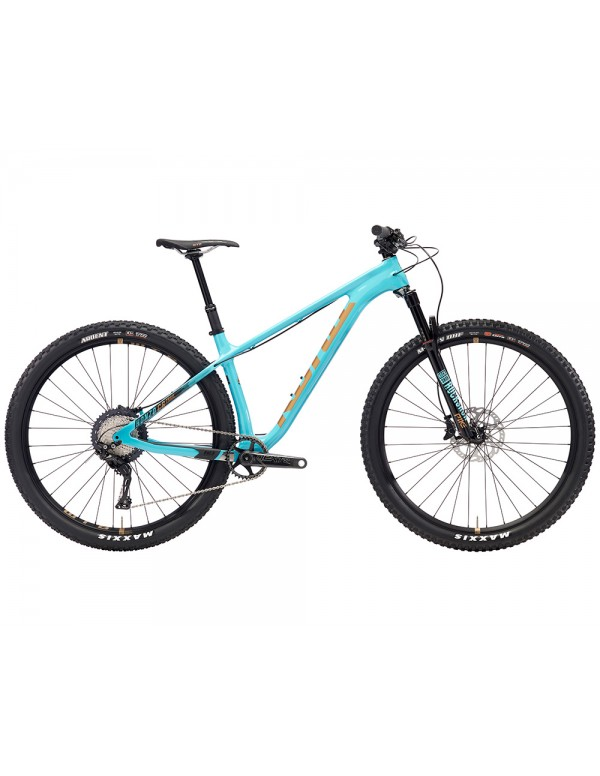 Kona Honzo CR Trail DL 29er Mountain Bike 2018 Mountain