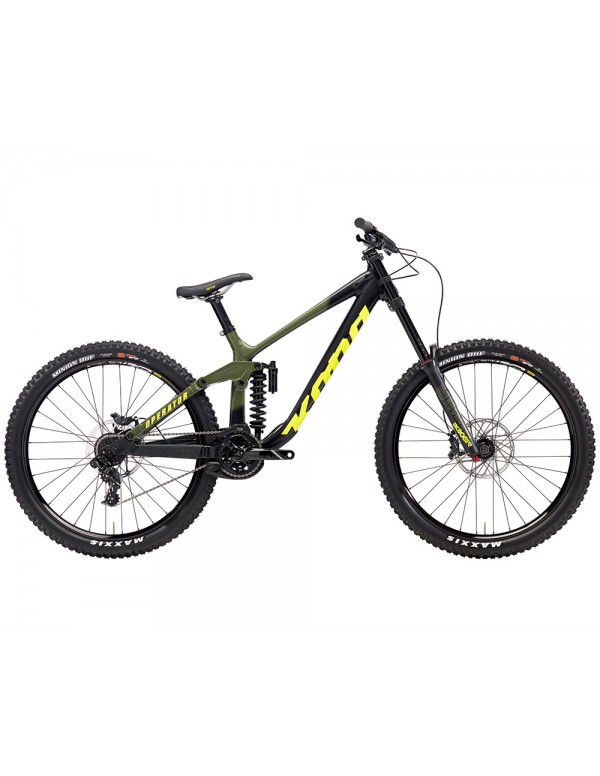 Kona Operator DL 27.5 DH Mountain Bike 2018 Mountain