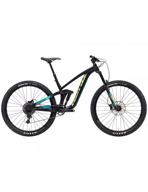 Kona Process 153 AL 29er Mountain Bike 2018 Mountain