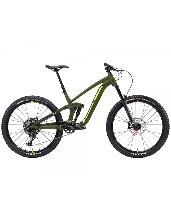 Kona Process 153 AL/DL 27.5 Mountain Bike 2018 Mountain