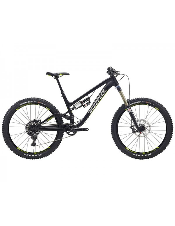 Kona Process 167 Dual Suspension MTB Bike 2015 Mountain