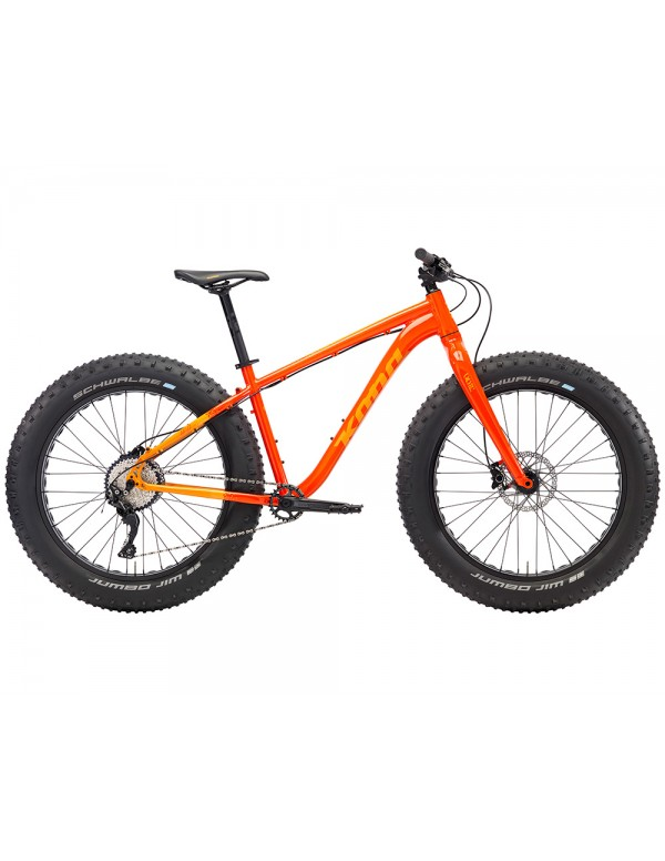 Kona Wo Fat Bike 2018 Mountain