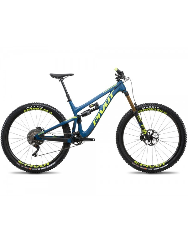 Pivot Firebird 29 Carbon RACE XT 1X Bike 2019