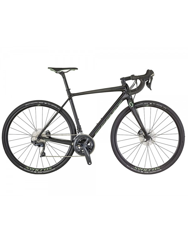Scott Addict Gravel 20 Disc Road Bike 2018