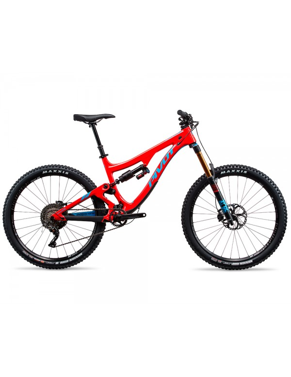Pivot Firebird Carbon TEAM XTR Di2 2x 27.5 Bike 2018 Mountain