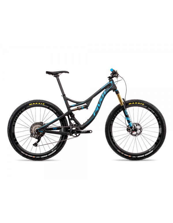 Pivot Mach 4 Carbon Boost TEAM XTR Di2 2X 27.5 Bike 2018 Mountain
